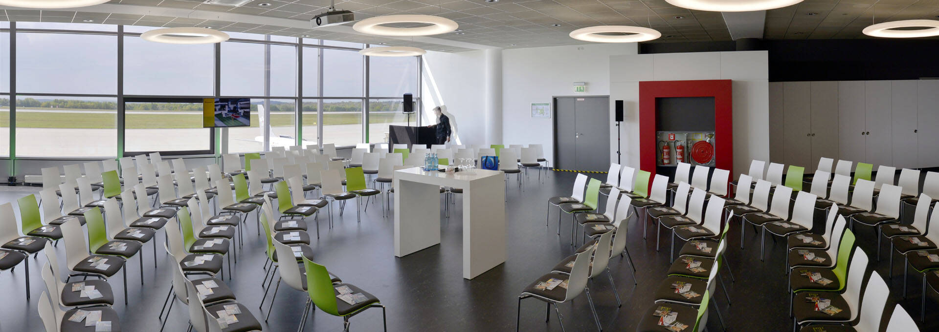 Conference centre Dresden Airport